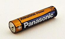 Батарейка Panasonic AAA Alkaline Power  LR03
