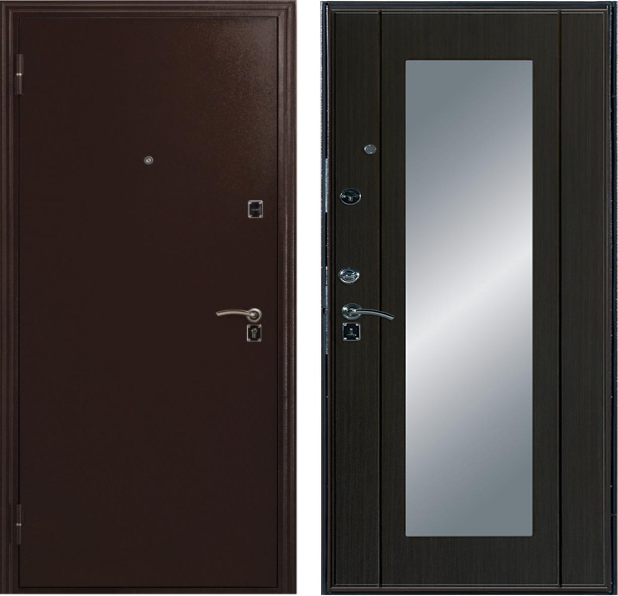 Входная металлическая дверь 3616