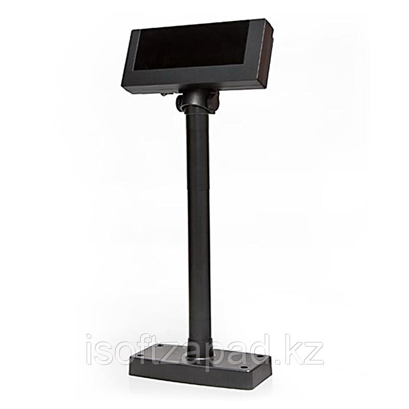 Дисплей покупателя Flytech 2x20 VFD чёрный