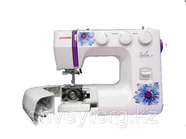 Бытовая швейная машина Janome Sella