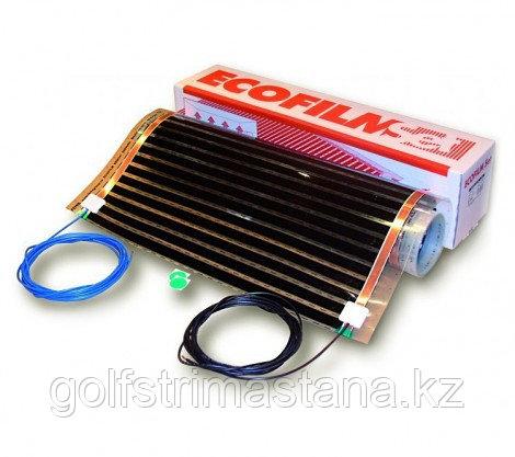 Плёночный тёплый пол ECOFILM SET 1000 mm x 80 W/m²
