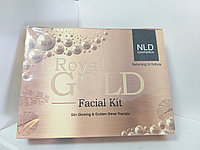 Royal Gold Набор для лица, для сухой кожи. NLD