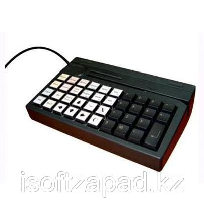 Клавиатура программируемая Posiflex KB-4000-B (без ридера), фото 2