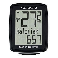 Sigma  велокомпьютер BC 9.16 ATS
