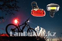 Набор велосипедный передний и задний фонари 5LED BL-508