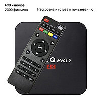 ANDROID TV-Box ОЗУ: 1Г ПЗУ: 8Г 4-ядра, фото 1