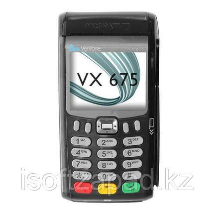 POS-терминал Verifone vx 675, мобильный, фото 2