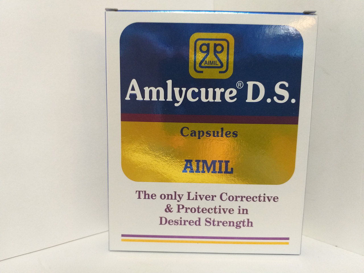 Препарат Амликар ДС (Amlycure DS, Aimil)