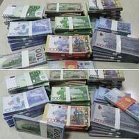 Деньги сувенирные бутафорские «Котлета бабла» (Тенге)
