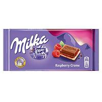 Milka Raspberry Cream (100 грамм)