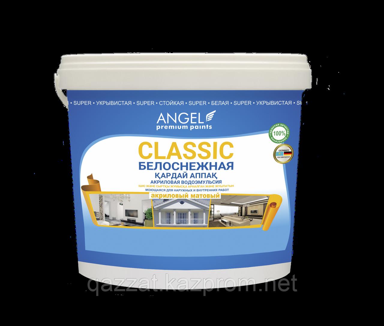"""Водоэмульсионная краска """"ANGEL Classic"""" 13 кг"""