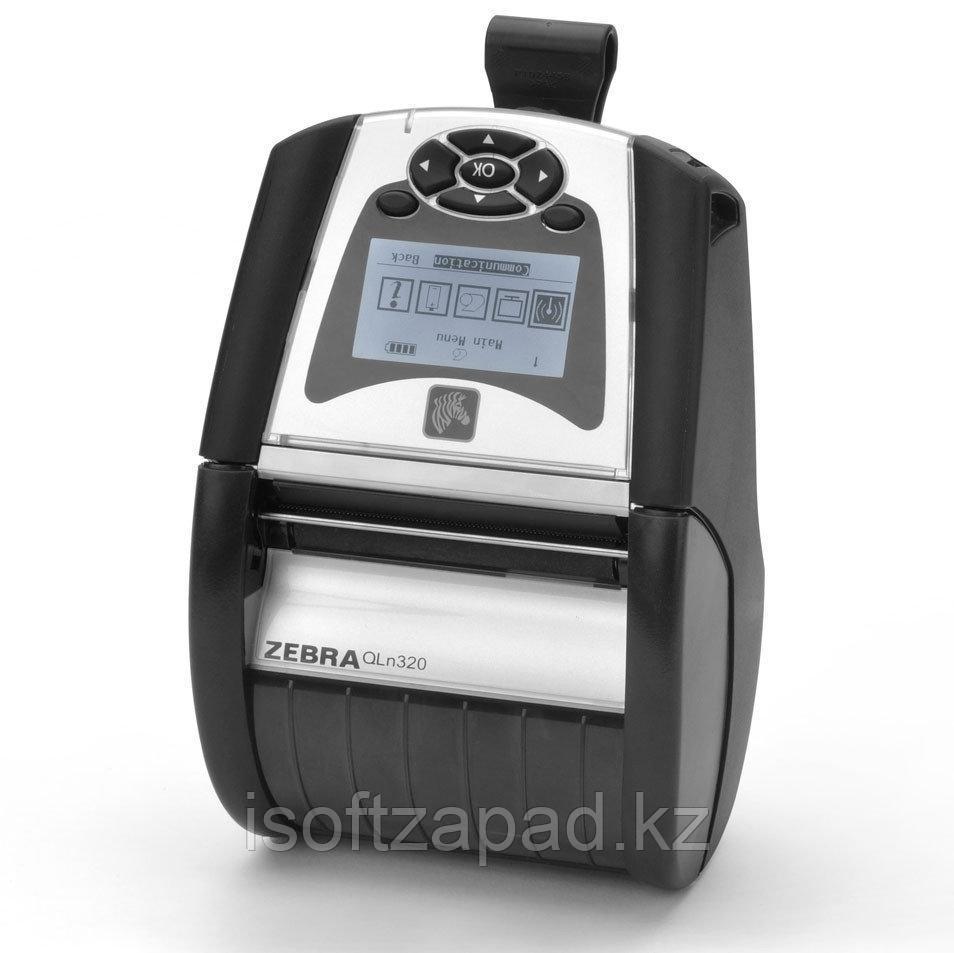 Мобильный принтер этикеток Zebra DT QLN320