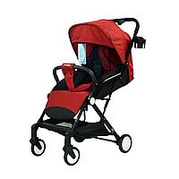 Прогулочная коляска Indigo Mary красный