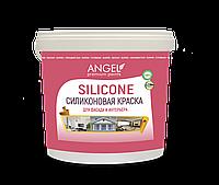 "Водоэмульсионная краска ""Angel Silicone""  25 кг"