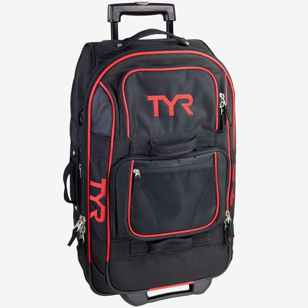 Чемодан на колесах маленькая TYR Carry-On Wheel Luggage