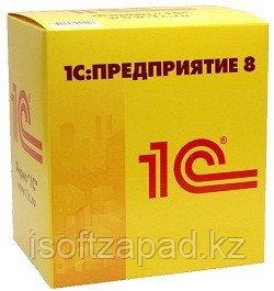 1С:Предприятие 8 ПРОФ. Клиентская лицензия на 100 р.м. (USB), фото 2