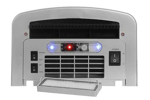Высокоскоростная электросушилка для рук Breez BHDA 1250S, фото 2