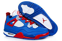 "Кроссовки Air Jordan 4(IV) Retro ""Captain America"" (41-47), фото 1"