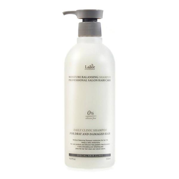 La'dor Увлажняющий шампунь для сухих и поврежденных волос Moisture Balancing Shampoo