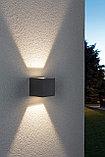 Светильники настенные архитектурные, tubus led, прожекторы типа up - down, фасадные светильники 24 ватт, фото 8