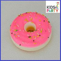 Сквиши squishy, Пончик , размер 6*3 см