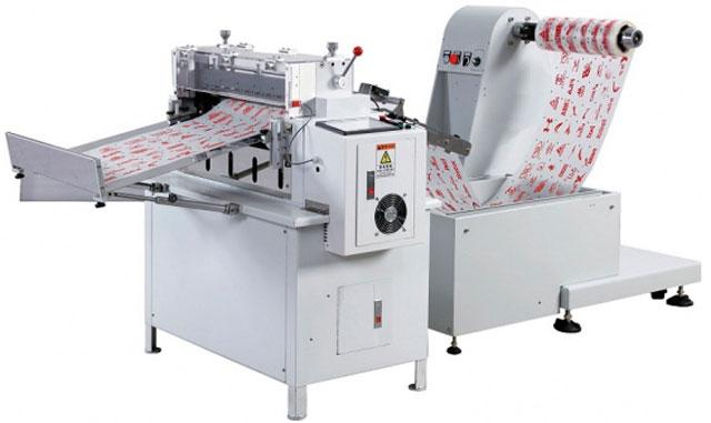 Листорезальная машина для этикетки LabelCUT-360