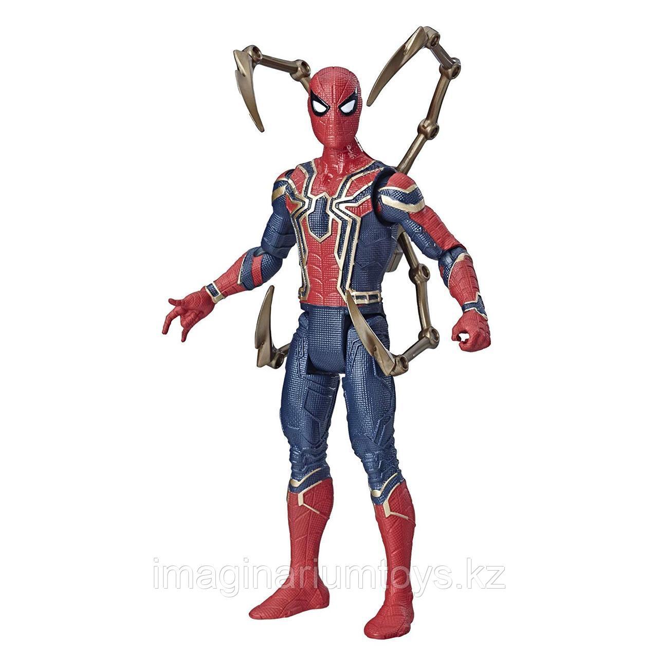 Фигурка Человек-паук Spiderman 15 см