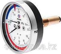 """Термоманометр ТМТБ-3 осевой Дк 80 1,0МПа L=46 мм G1/2"""" T=120°C"""