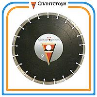 Отрезной алмазный круг сегментный по железобетону-450, серия Professional