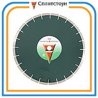 Отрезной алмазный круг сегментный по граниту-350, серия Premium