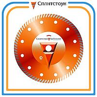 Отрезной алмазный круг Turbo по кирпичу, абразивы-180, серия Premium