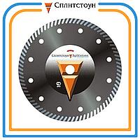Отрезной алмазный круг Turbo по керамике-180, серия Premium