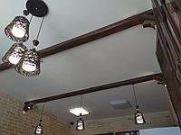 Балки потолочные под дерево