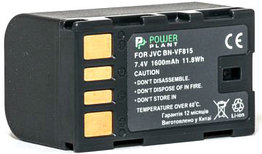 Аккумулятор PowerPlant JVC BN-VF815 1600mAh