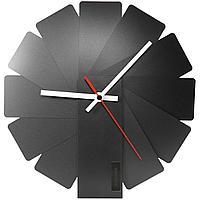 Часы настенные Transformer Clock. Black & Black