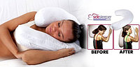 Подушка для сна на боку «Сладкий сон»  Side sleeper pillow, Алматы