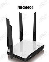 Wi-Fi машрутизатор ZYXEL NBG6604  (без поддежки L2TP и PPTP)