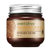 Вулканическая лечебная маска Innisfree Jeju Volcanic Pore Clay Mask,100гр