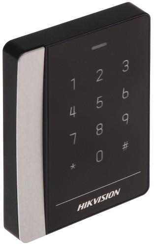 DS-K1102EK - Считыватель EM-карт с клавиатурой, IP64.