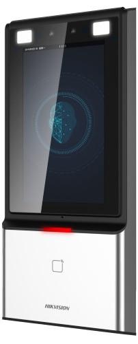 DS-K1T604MF - Терминал доступа с функцией распознавания лиц,отпечатков пальцев и карт Mifare.