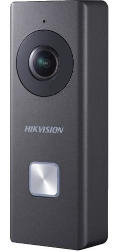 DS-KB6003-WIP - 2MP Вызывная антивандальная панель видеодомофона с WI-FI-модулем и ИК-подсветкой до 5 м.