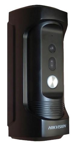DS-KB8112-IM - 1.3MP Вызывная антивандальная IP-панель видеодомофона с ИК-подсветкой до 5 м.