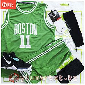 Баскетбольная форма «Бо́стон Се́лтикс» (Boston Celtics) игрок Кайри́ И́рвинг (Kyrie Irving)