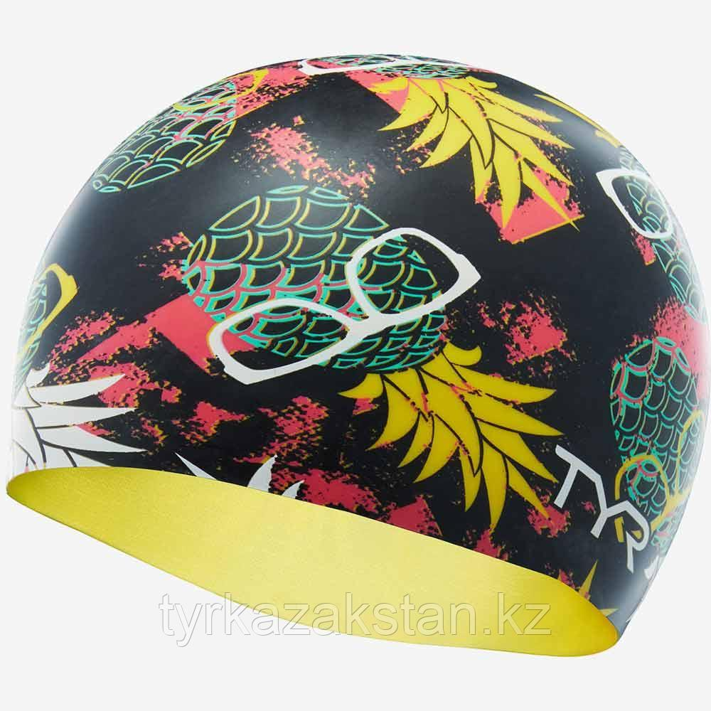 Шапочка для плавания TYR Pineapple Man Swim Cap