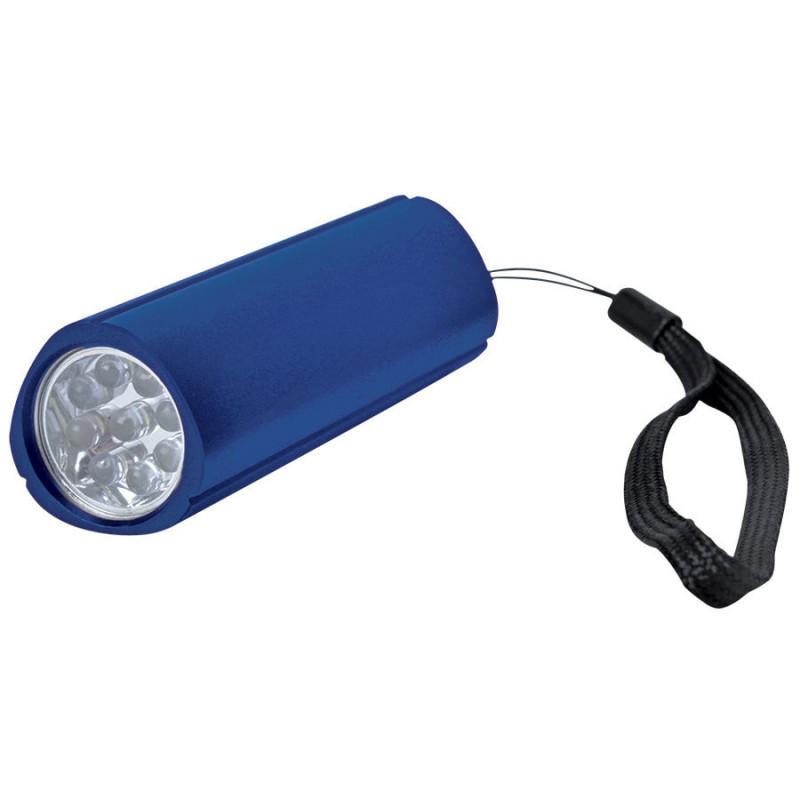 Фонарь треугольный (9 LED) Синий - 14004 24
