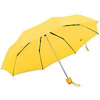 """Зонт складной """"Foldi"""", механический Желтый -"""