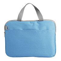 """Конференц-сумка """"Тодес-2"""" отделением для ноутбука Голубой -"""