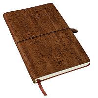Ежедневник недатированный WOODY, формат А5 Коричневый