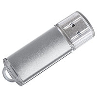 "USB flash-карта ""Assorti"" (4Гб) Серебристый -"