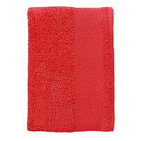 Полотенце ISLAND 50 Красный -